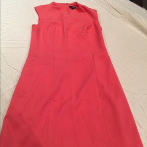 Coral dress. Sz 6 from The Limited. 2014